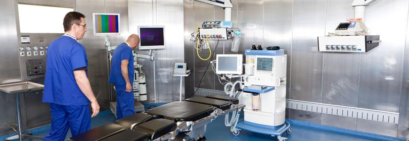 Anestesiologia e terapia del dolore