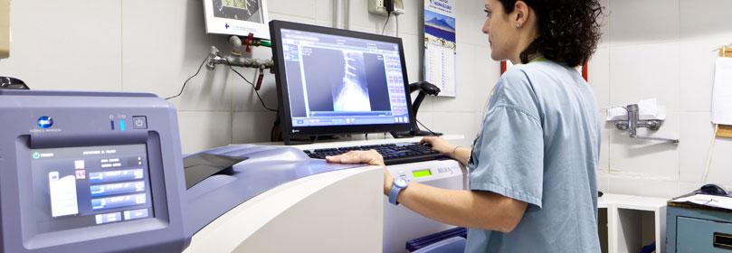 Alta diagnostica per immagini